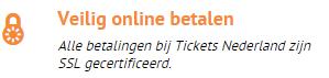 Ticketsnederland - Concert kaarten online bestellen