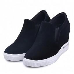 mijnschoengeheim - wedge sneakers